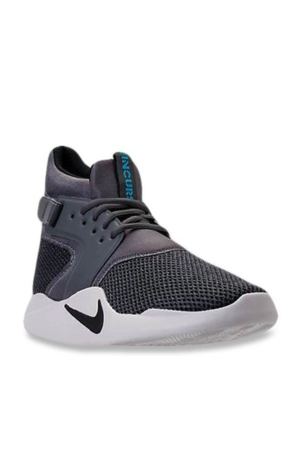 02c6c56703f Buy Nike Incursion Mid SE Dark Grey Basketball Shoes for Men at Best Price    Tata CLiQ