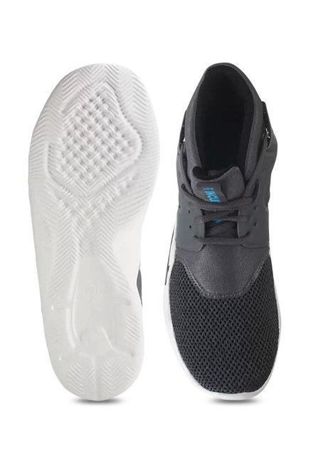 fc8862aca4c Buy Nike Incursion Mid SE Dark Grey Basketball Shoes for Men at Best ...