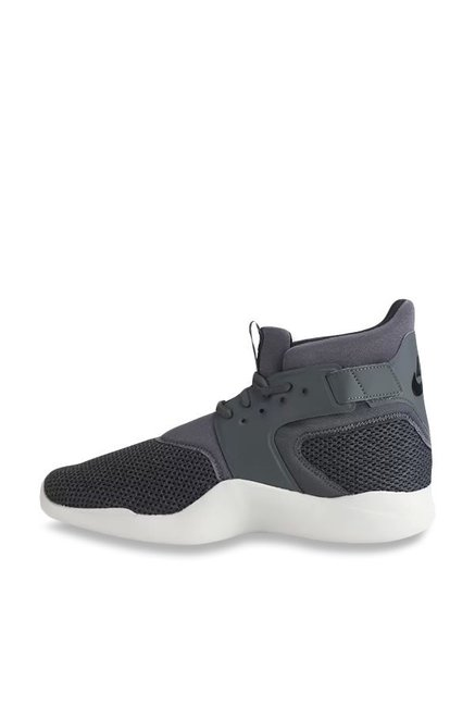 18fb9faa779 Buy Nike Incursion Mid SE Dark Grey Basketball Shoes for Men at Best ...