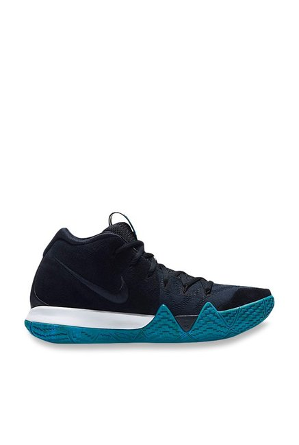 size 40 e8660 b66e1 Buy Nike KYRIE 4 Navy Basketball Shoes for Men at Best ...