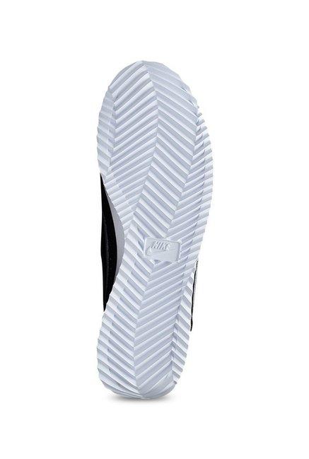 sale retailer 1d799 c96b5 Buy Nike Cortez Ultra Moire 2 Black Sneakers for Men at Best ...