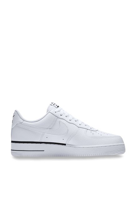 huge selection of a3ab1 56c67 Buy Nike Air Force 1 07 White Sneakers for Men at Best Price   Tata CLiQ