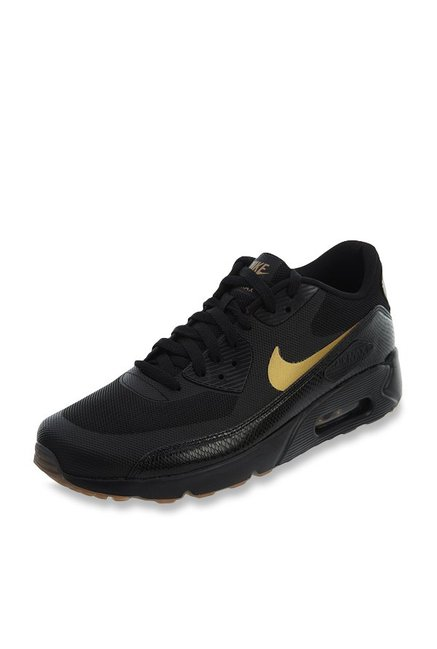 169fd65a49 Buy Nike Air Max 90 Ultra 2.0 Essential Black Running Shoes for Men at Best  Price @ Tata CLiQ