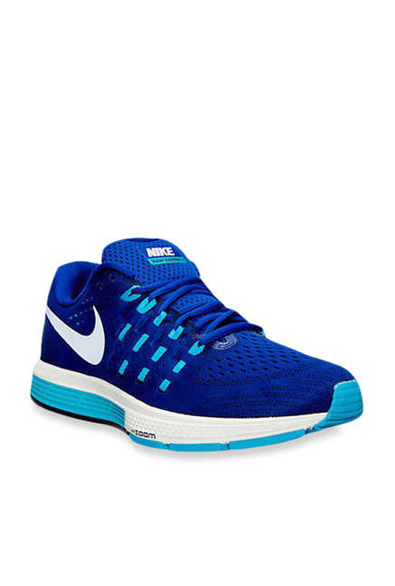 603c7518b2e69 Buy Nike Air Zoom Vomero 11 Concord Blue Running Shoes for Men at Best  Price   Tata CLiQ