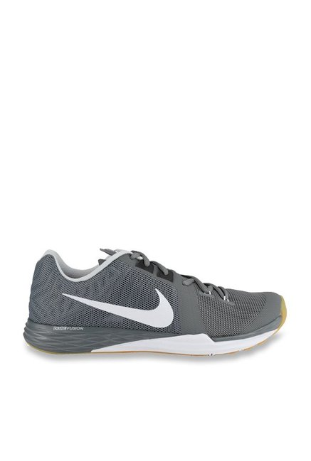 8d8fbd220d06 Buy Nike Train Prime Iron DF Cool Grey Training Shoes for Men at Best Price    Tata CLiQ