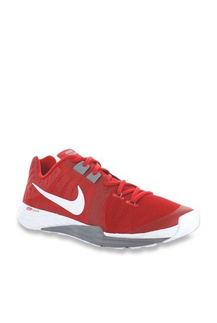 Simplificar Deformar Validación  Buy Nike Train Prime Iron DF University Red Training Shoes for Men at Best  Price @ Tata CLiQ