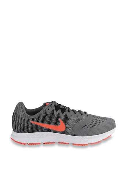 90b6b5c00c50 Buy Nike Zoom Span 2 Gun Smoke Running Shoes for Men at Best ...