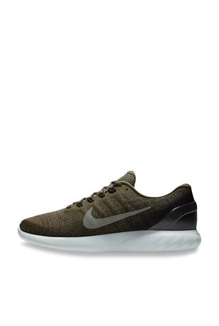 Buy Nike Lunarglide 9 Olive Running Shoes for Men at Best Price ... 6d87825a5