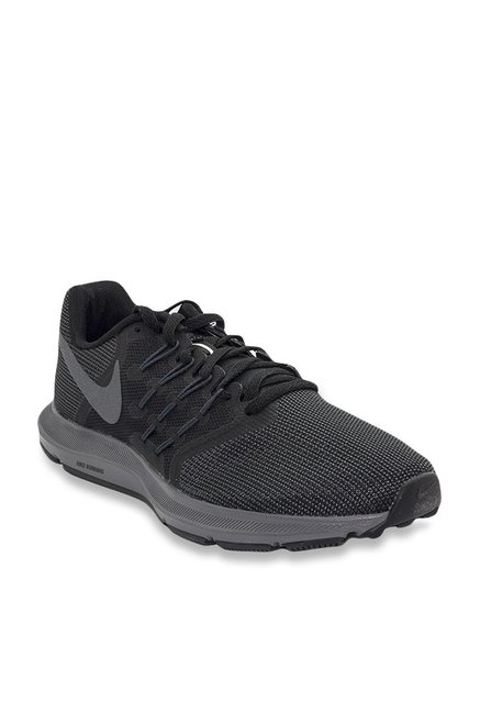4d5b8718dfd Buy Nike Run Swift Black Running Shoes for Men at Best Price   Tata CLiQ