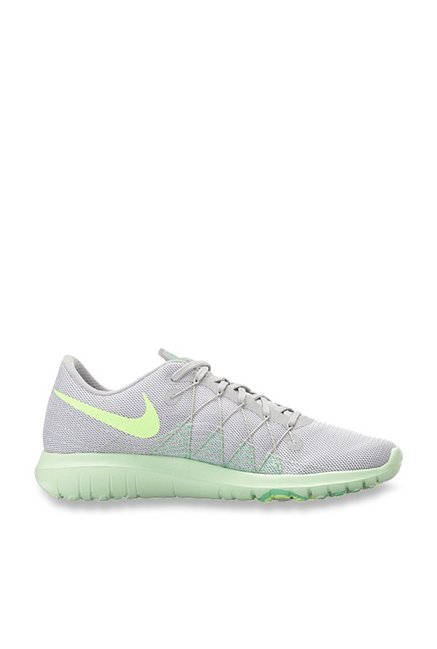 03ddb75f2dc4c Buy Nike Flex Fury 2 Wolf Grey   Ghost Green Running Shoes for ...