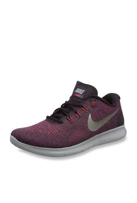 Buy Nike Free RN 2017 Bordeaux Running