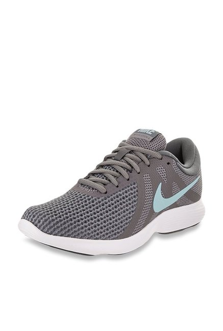 222a26d00acce Buy Nike Revolution 4 Gun Smoke Running Shoes for Women at Best Price    Tata CLiQ