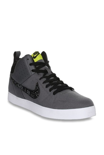 Buy Nike Liteforce III Mid Dark Grey Ankle High Sneakers for Men at Best  Price   Tata CLiQ a633b8178