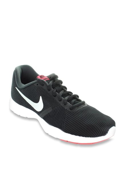 d29817e3d3dd Buy Nike Flex Bijoux Black Training Shoes for Women at Best Price ...