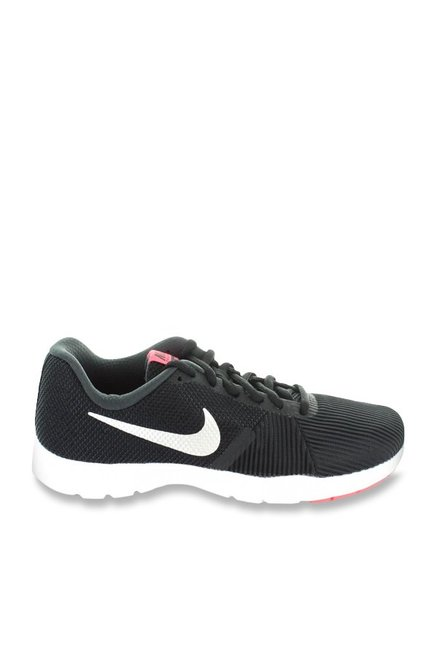 fa90c31387a19 Buy Nike Flex Bijoux Black Training Shoes for Women at Best Price ...