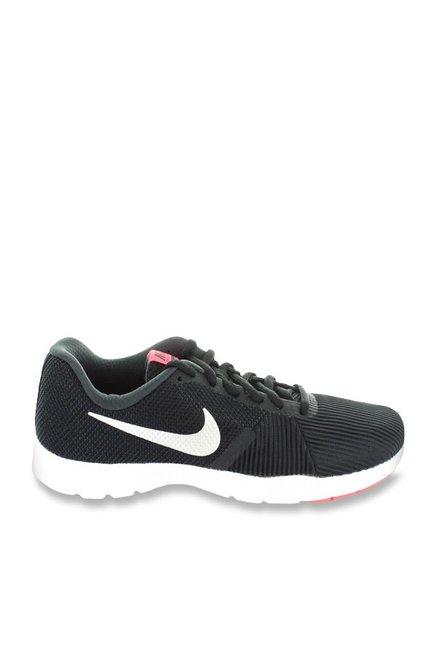 e3293c7a0cabd Buy Nike Flex Bijoux Black Training Shoes for Women at Best Price ...