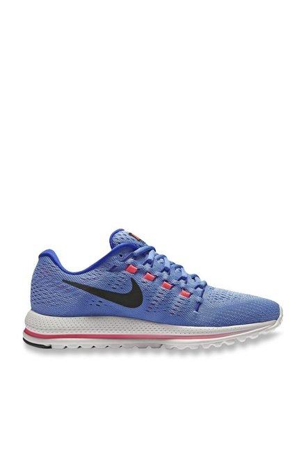 timeless design e22ab 43bdd Buy Nike Air Zoom Vomero 12 Polar Blue Running Shoes for Women at Best  Price  Tata CLiQ