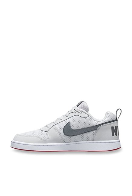 f28c6244dabcf Buy Nike Court Borough Low Vast Grey Sneakers for Men at Best ...