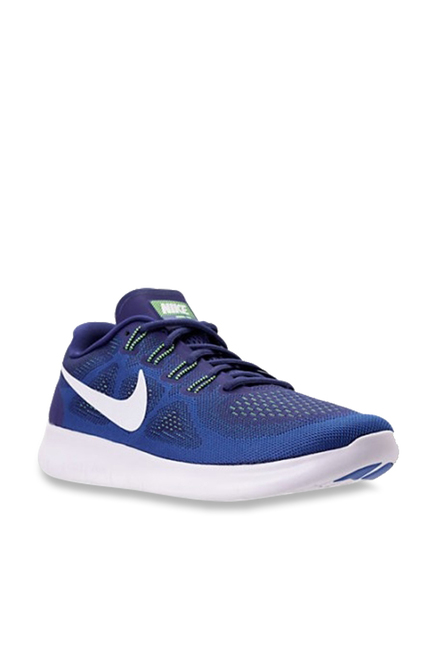 c6282574528 Buy Nike Free RN 2017 Deep Royal Blue Running Shoes for Men at Best Price    Tata CLiQ