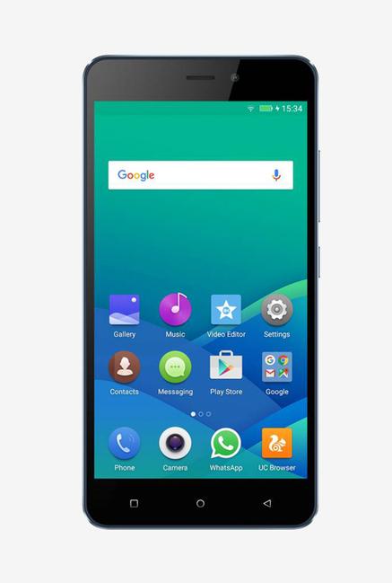 Gionee P7 Max 32  GB  Grey  3  GB RAM, Dual SIM 4G