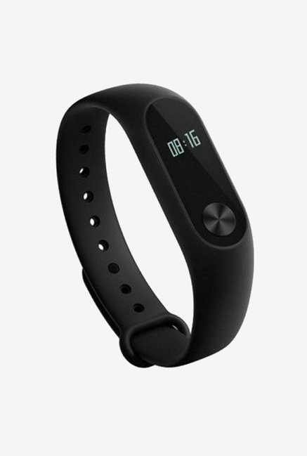 Xiaomi Mi Band 2 Fitness Tracker (Black)