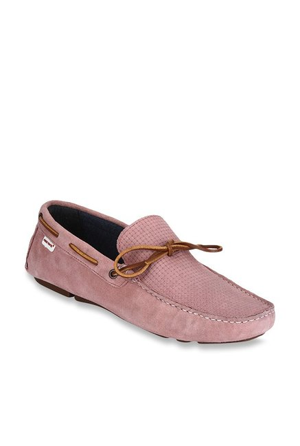 2bd397b5daa Buy Red Tape Pink Boat Shoes for Men at Best Price   Tata CLiQ