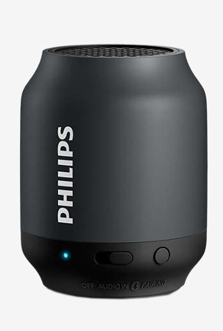 Philips BT50W Bluetooth Speaker  Black