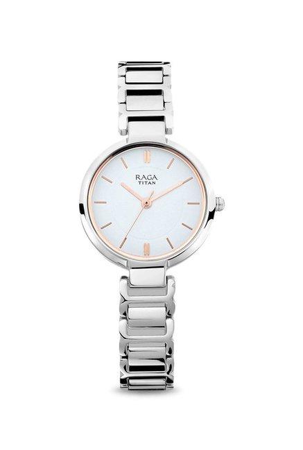 06d722ac1cd Buy Titan 2608SM01 Raga Viva Analog Watch For Women at Best Price ...