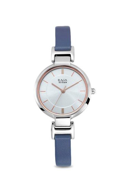3b37a3f284a Buy Titan 2608SL01 Raga Viva Analog Watch For Women at Best Price ...