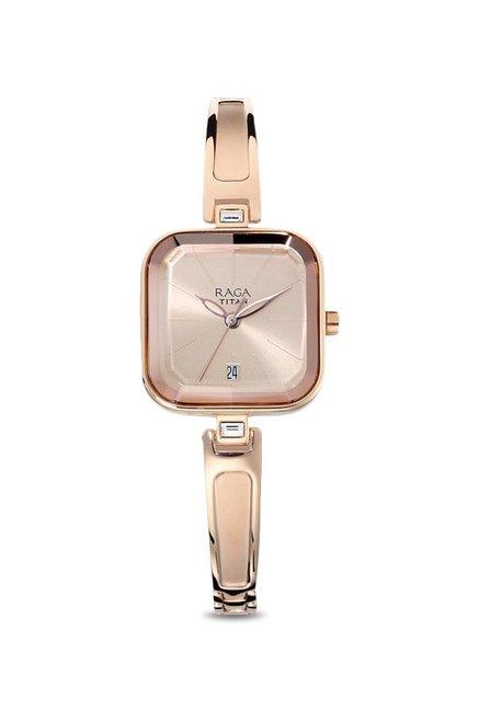 e8137f95f56 Buy Titan 2607WM01 Raga Viva Analog Watch For Women at Best Price ...