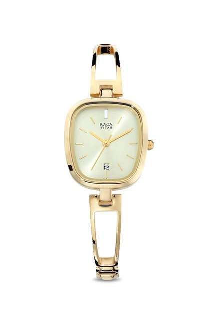 7aad74f34d0 Buy Titan 2604YM01 Raga Viva Analog Watch For Women at Best Price ...