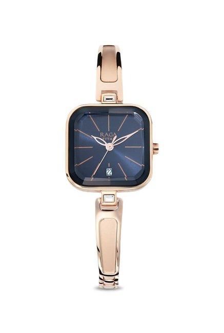 a636756fab5 Buy Titan 2607WM02 Raga Viva Analog Watch For Women at Best Price ...