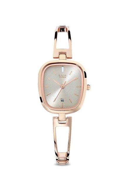 2eb4a66d538 Buy Titan 2604WM01 Raga Viva Analog Watch For Women at Best Price ...
