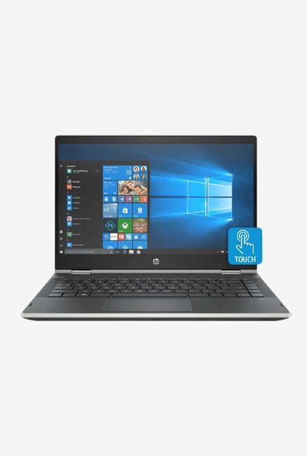 "HP Pavilion 14-cd0077tu (i3 8th Gen/4 GB/1 TB/14""/Win10/INT) Natural silver"