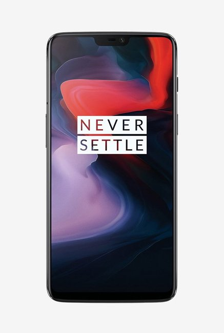 OnePlus 6 64 GB (Mirror Black) 6 GB RAM, Dual SIM 4G