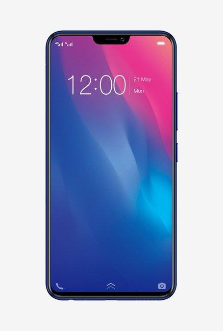 Vivo V9 (Vivo 1723) 64GB 4GB RAM Sapphire Blue Mobile