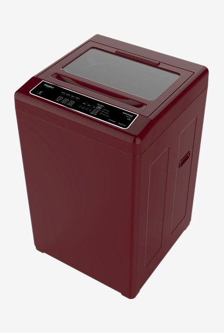 Whirlpool Whitemagic Classic 652 Sd 2 YMW 6.5 kg Fully Automatic Top Load Washing Machine  Wine