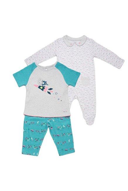 1b9662dc7af3 Buy MINIKLUB Multicolor Sleepsuit