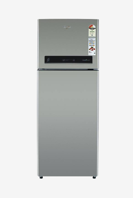 Whirlpool 340 L 3 Star  2019  Frost Free Double Door Refrigerator  Arctic Steel, IF 355 ELT