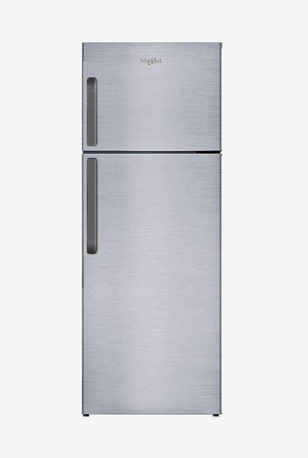 Whirlpool NEO FR258 CLS PLUS 245 L 2 Star Frost Free Double Door Refrigerator (Altius Steel)
