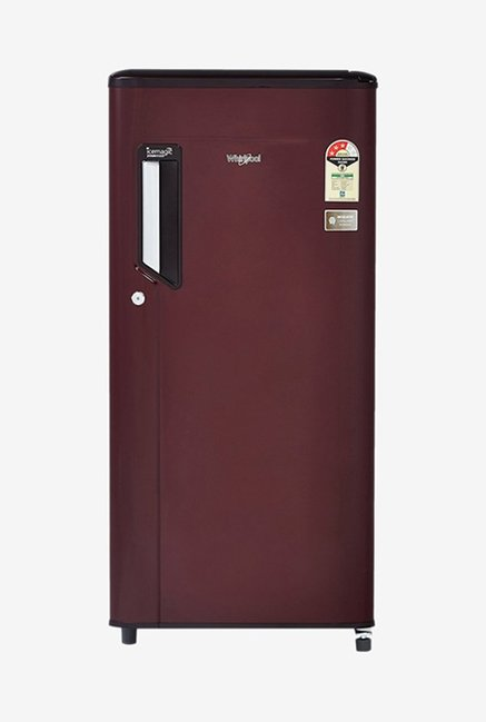 Whirlpool 200 IMPC CLS PLUS 185 L 3 Star Direct Cool Single Door Refrigerator (Wine)