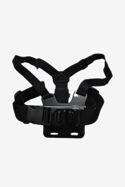 ClickPro Oculus Plus Shoulder Strap   Neck Strap, Helmet Strap, Suction Mount   Selfie Stick Black