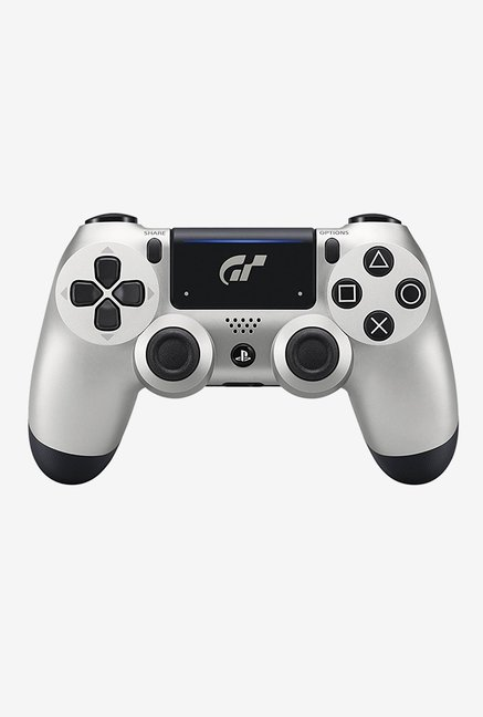 Sony Dualshock 4 Gamepad (Silver/Black)