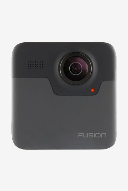 GoPro Fusion 18 MP Sports & Action Camera (Black)