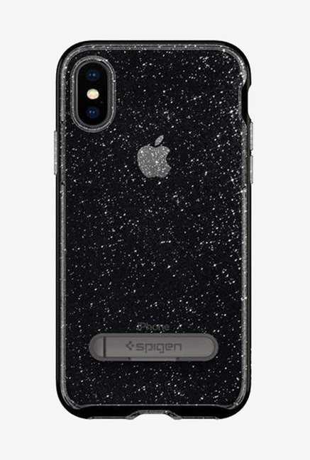 low priced 5410c 73920 Buy Spigen Crystal Hybrid Glitter Case for iPhone X Online At Best ...