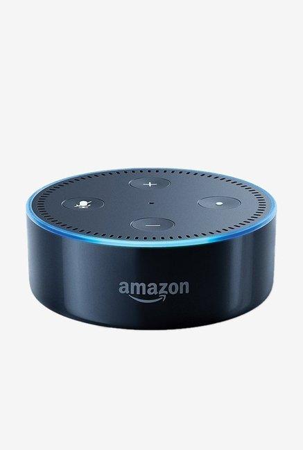 Amazon Echo Dot Portable Bluetooth Speaker, Black