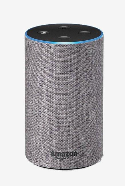 Amazon Echo Portable Bluetooth Speaker, Grey