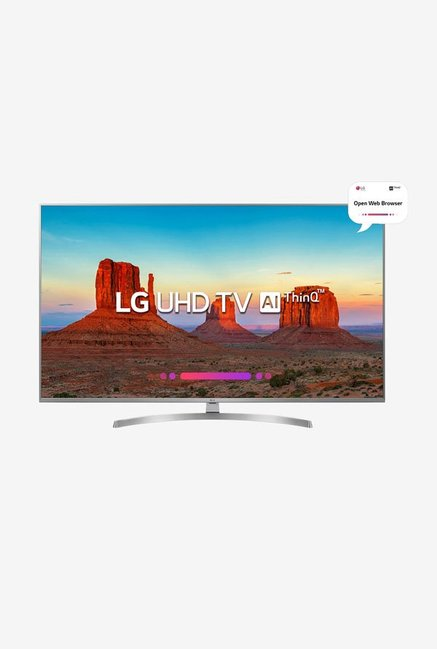 e246e3522 Buy LG 55UK7500PTA 139.7 cm (55 Inches) 4K Ultra HD Smart LED TV Online At  Best Price   Tata CLiQ