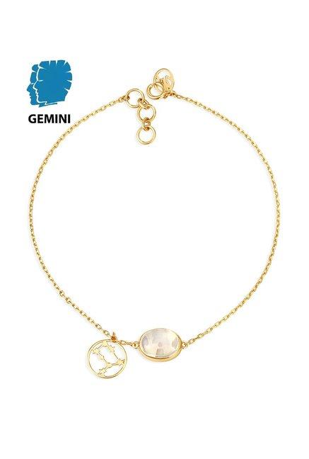 nouveaux styles 6f96e db4e1 Buy Mia by Tanishq Gemini 14 kt Gold Bracelet Online At Best ...
