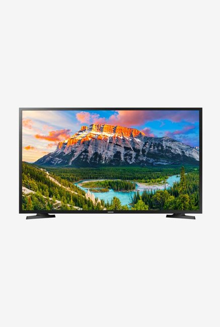 2cd2f5d48 Buy Samsung 32N4300 80cm (32 Inches) HD Ready Smart LED TV (Black) Online  At Best Price   Tata CLiQ